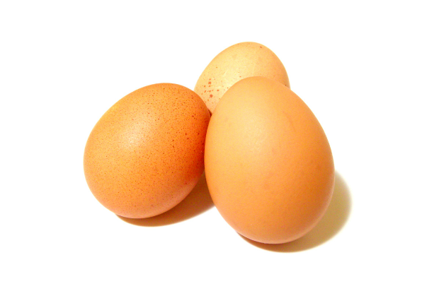 Eggs The White And The Yellow