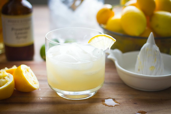 No Sugar Added Margarita