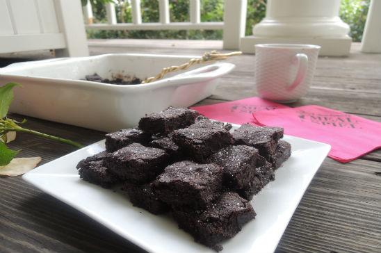 TJ's Brownies GF